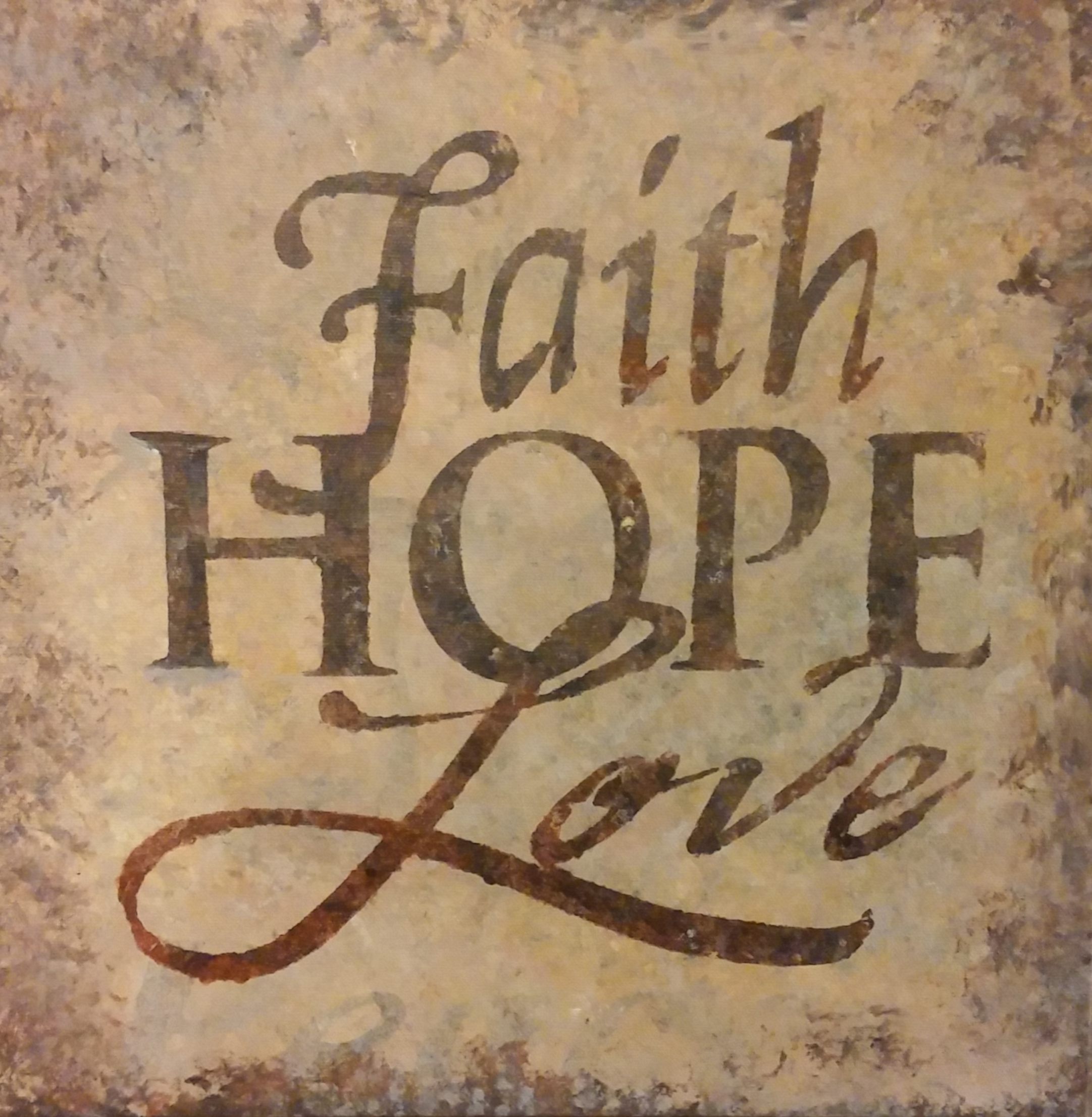 love and faith Love & faith christian fellowship is 1 church in 2 locations in greensboro &  kernersville, nc the ministry where jesus christ is lord and the people are  loved.